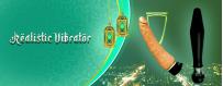 Realistic Vibrator | Buy Silicone Big Dildo in Riyadh
