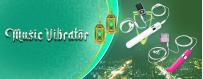 Buy Music Vibrator Online in Al Baha| Music Controlled Vibrator