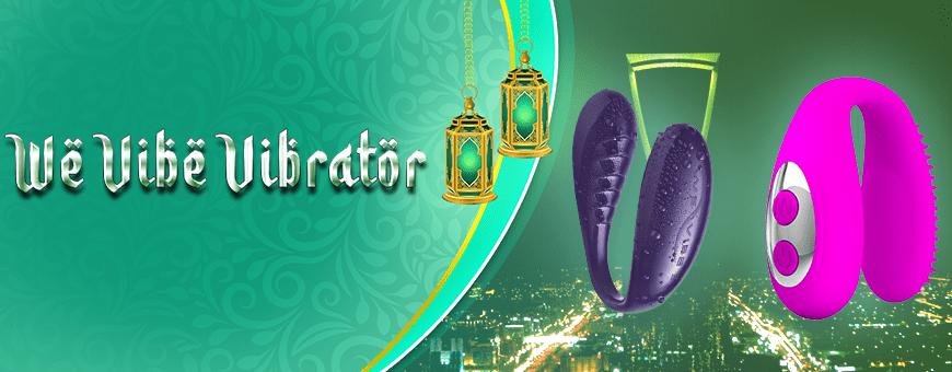 Buy We Vibe Vibrator in Riyadh | Dual Stimulation Toy for female |