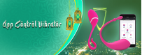 App Control Vibrator | Buy Wireless Bluetooth Vibrator in Saudi Arabia