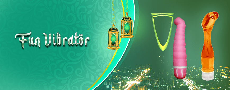 Fun Vibrator | Buy Rechargeable Vibrator Online Sex toys in Al-Khobar|